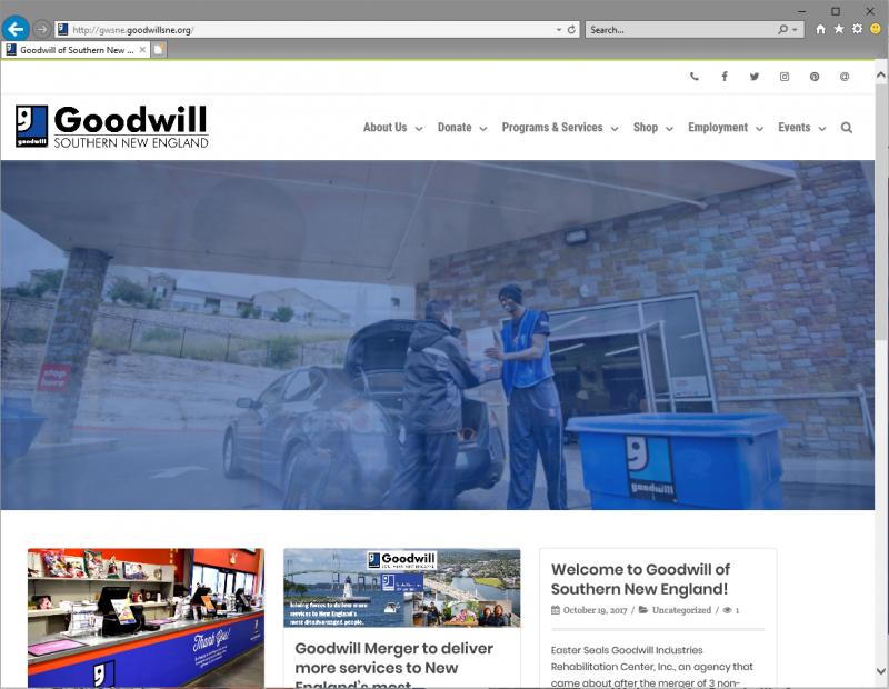 GWSNE Website Refresh