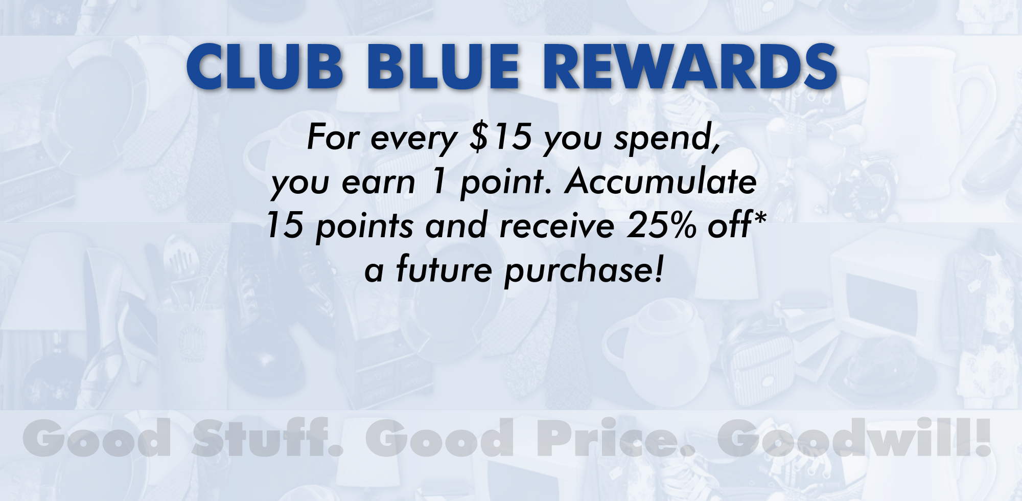 Club Blue Rewards