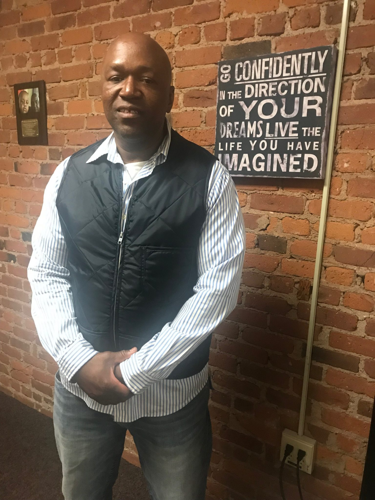From prison to business owner!