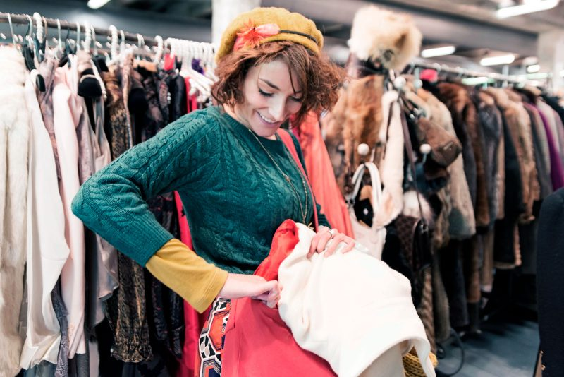 Thrifting: Helping yourself to help the environment
