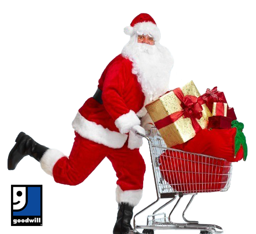 Holiday Shopping with Goodwill